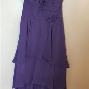 Brand new with tag Alfred Angelo party dress.